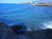 panorama costiero - 16 settembre 2012  - Cinisi (536 clic)