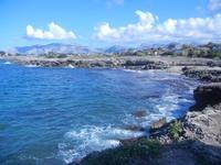 panorama costiero - 16 settembre 2012  - Cinisi (1875 clic)