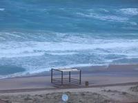 mare agitato - Zona Plaja - 14 settembre 2012  - Alcamo marina (306 clic)