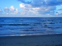 nuvole e mare - Spiaggia Plaja - 16 settembre 2012  - Castellammare del golfo (233 clic)