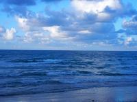mare e nuvole - Spiaggia Plaja - 16 settembre 2012  - Castellammare del golfo (214 clic)