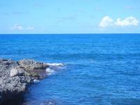 scogli e mare - 16 settembre 2012  - Cinisi (626 clic)