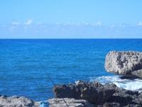scogli e mare - 16 settembre 2012  - Cinisi (548 clic)