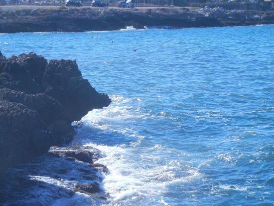 panorama costiero - CINISI - inserita il 09-Dec-16