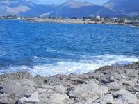 panorama costiero - 16 settembre 2012  - Cinisi (1201 clic)