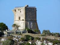 torre di avvistamento - 21 settembre 2012  - Scopello (1588 clic)