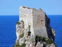 torre di avvistamento - 21 settembre 2012  - Scopello (977 clic)