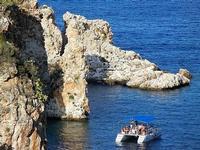 faraglioni - 21 settembre 2012  - Scopello (1627 clic)