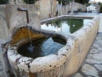 fontana della piazzetta - 21 settembre 2012  - Scopello (2331 clic)