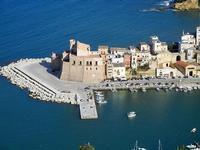 panorama dal Belvedere - Castello a Mare - 21 settembre 2012  - Castellammare del golfo (1626 clic)