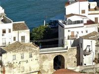 panorama dal Belvedere - Ponte della Porta - 21 settembre 2012  - Castellammare del golfo (496 clic)
