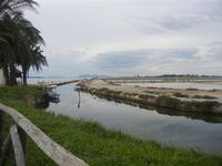 Saline e Imbarcadero Storico per l'Isola di Mozia - 29 gennaio 2012  - Marsala (459 clic)