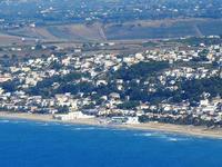 panorama dal Belvedere - Alcamo Marina - 21 settembre 2012  - Castellammare del golfo (509 clic)