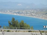 panorama del golfo dal Belvedere - 6 maggio 2012  - Castellammare del golfo (343 clic)