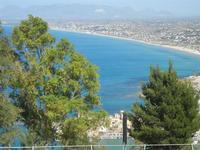 panorama del golfo dal Belvedere - 6 maggio 2012  - Castellammare del golfo (294 clic)