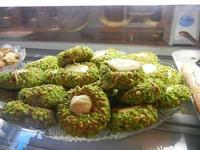 pasticcini alle mandorle e pistacchi - 21 settembre 2012  - Scopello (1215 clic)