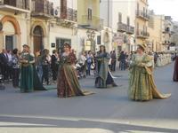 Corteo Storico di Santa Rita - 10ª Edizione - 27 maggio 2012  - Castelvetrano (296 clic)