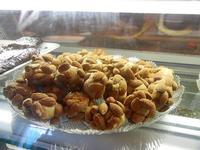 pasticcini alle mandorle - 21 settembre 2012  - Scopello (1279 clic)