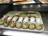 cannoli con crema al pistacchio - 21 settembre 2012  - Scopello (1551 clic)