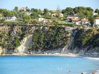 Baia di Guidaloca - costa: particolari - 21 settembre 2012  - Castellammare del golfo (1286 clic)