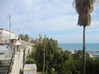 Piazza Angelo Scandaliato, belvedere e porto - 26 febbraio 2012  - Sciacca (878 clic)