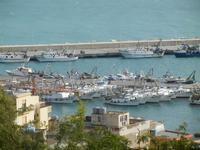 panorama porto dal belvedere - 26 febbraio 2012  - Sciacca (895 clic)