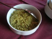 antipasto: tabulè di verdure - Baglio Arcudaci - 27 maggio 2012  - Bruca (617 clic)