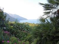 panorama periferia e golfo di Castellammare - 21 settembre 2012  - Scopello (1844 clic)