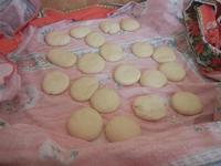pizzette preparazione pizzette - Progetto Continuità - I.C. Pascoli - 10 gennaio 2012  - Castellammare del golfo (631 clic)