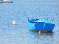 barche ormeggiate in mare - 19 febbraio 2012  - Nubia (501 clic)