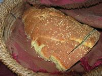 pane affettato - Baglio Arcudaci - 27 maggio 2012  - Bruca (504 clic)