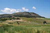 Tempio e panorama - 27 maggio 2012 - Foto di Nicolò Pecoraro  - Segesta (1074 clic)