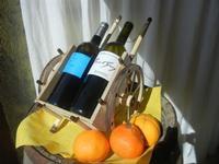 vino ed arance La Torre di Nubia - 19 febbraio 2012  - Nubia (940 clic)