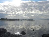 mare e nuvole - Frazione SALINAGRANDE - 15 gennaio 2012  - Trapani (540 clic)