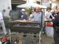 Festa di Primavera - Sagra della salsiccia, del pane cunzato e dell'arance di Calatafimi Segesta - 22 aprile 2012  - Calatafimi segesta (413 clic)