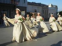 Corteo Storico di Santa Rita - 10ª Edizione - 27 maggio 2012  - Castelvetrano (245 clic)
