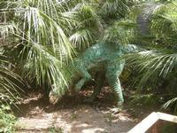 BIOPARCO di Sicilia - dinosauri - 17 luglio 2012  - Villagrazia di carini (308 clic)