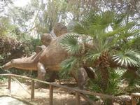 BIOPARCO di Sicilia - dinosauri - 17 luglio 2012  - Villagrazia di carini (343 clic)