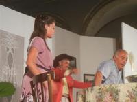 Teatro in Piazza - Spettacolo teatrale dialettale in Piazza Ciullo - Ogni mali un veni pi nociri, a cura dell'Associazione Teatrale Elimi - 14 agosto 2012  - Alcamo (280 clic)