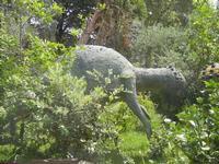 BIOPARCO di Sicilia - dinosauri - 17 luglio 2012  - Villagrazia di carini (323 clic)