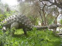 BIOPARCO di Sicilia - dinosauri - 17 luglio 2012  - Villagrazia di carini (297 clic)