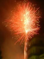 spettacolo pirotecnico - festeggiamenti in onore di Maria SS. dei Miracoli - 16 giugno 2012  - Alcamo (303 clic)