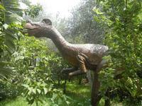 BIOPARCO di Sicilia - dinosauri - 17 luglio 2012  - Villagrazia di carini (293 clic)