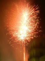 spettacolo pirotecnico - festeggiamenti in onore di Maria SS. dei Miracoli - 16 giugno 2012  - Alcamo (312 clic)
