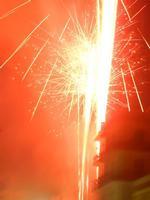 spettacolo pirotecnico - festeggiamenti in onore di Maria SS. dei Miracoli - 16 giugno 2012  - Alcamo (286 clic)