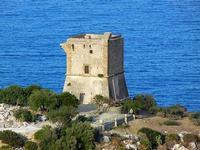 torre di avvistamento - 21 settembre 2012  - Scopello (2178 clic)