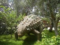 BIOPARCO di Sicilia - dinosauri - 17 luglio 2012  - Villagrazia di carini (301 clic)