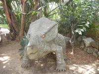 BIOPARCO di Sicilia - dinosauri - 17 luglio 2012  - Villagrazia di carini (311 clic)