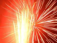 spettacolo pirotecnico - festeggiamenti in onore di Maria SS. dei Miracoli - 16 giugno 2012  - Alcamo (309 clic)