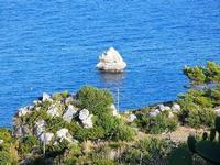 costa e scoglio - 21 settembre 2012  - Scopello (1103 clic)